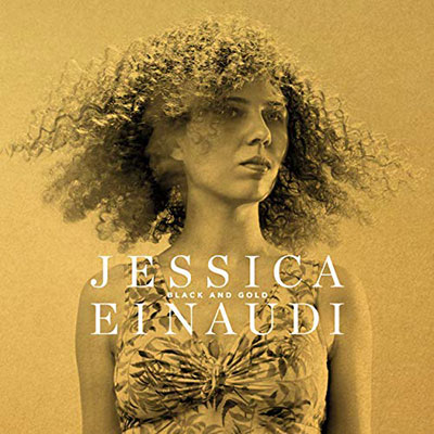 Copertina de Black and Gold di Jessica Einaudi
