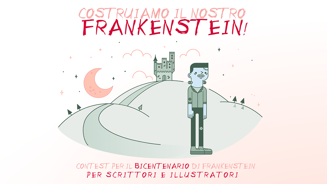 Risultati immagini per crunched frankenstein