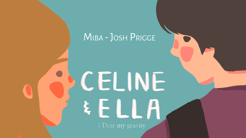 Celine & Ella; dear my gravity | Bao Publishing