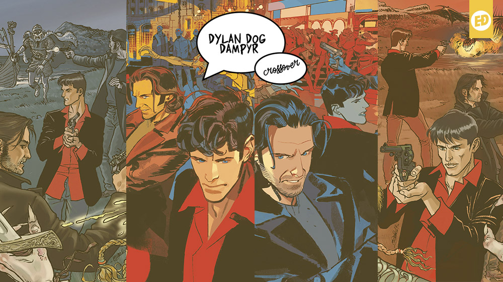 Dylan Dog – Dampyr (crossover)